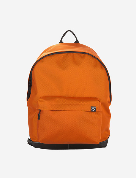 N020 BASIS DAYBAG - ORANGE brownbreath