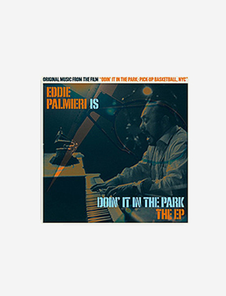 EDDIE PALMIERI - DOIN IT IN THE PARK brownbreath